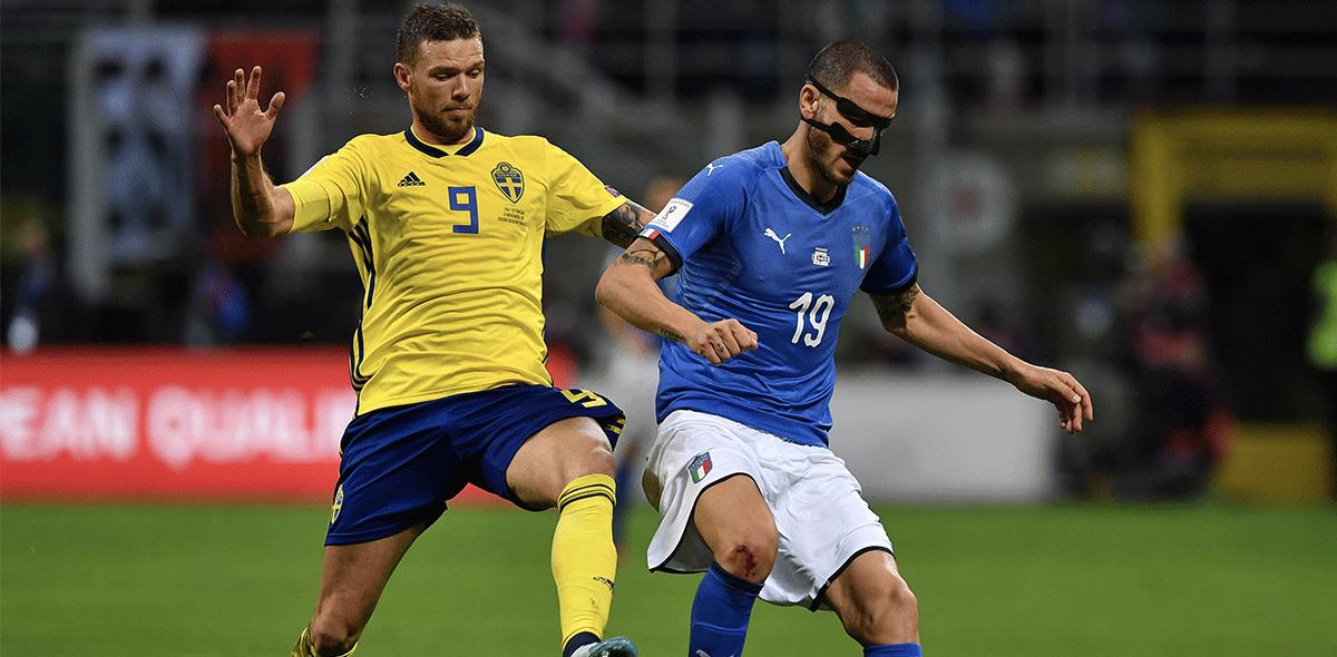 Suecia-Italia