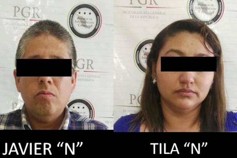 Tila Patricia y Javier N