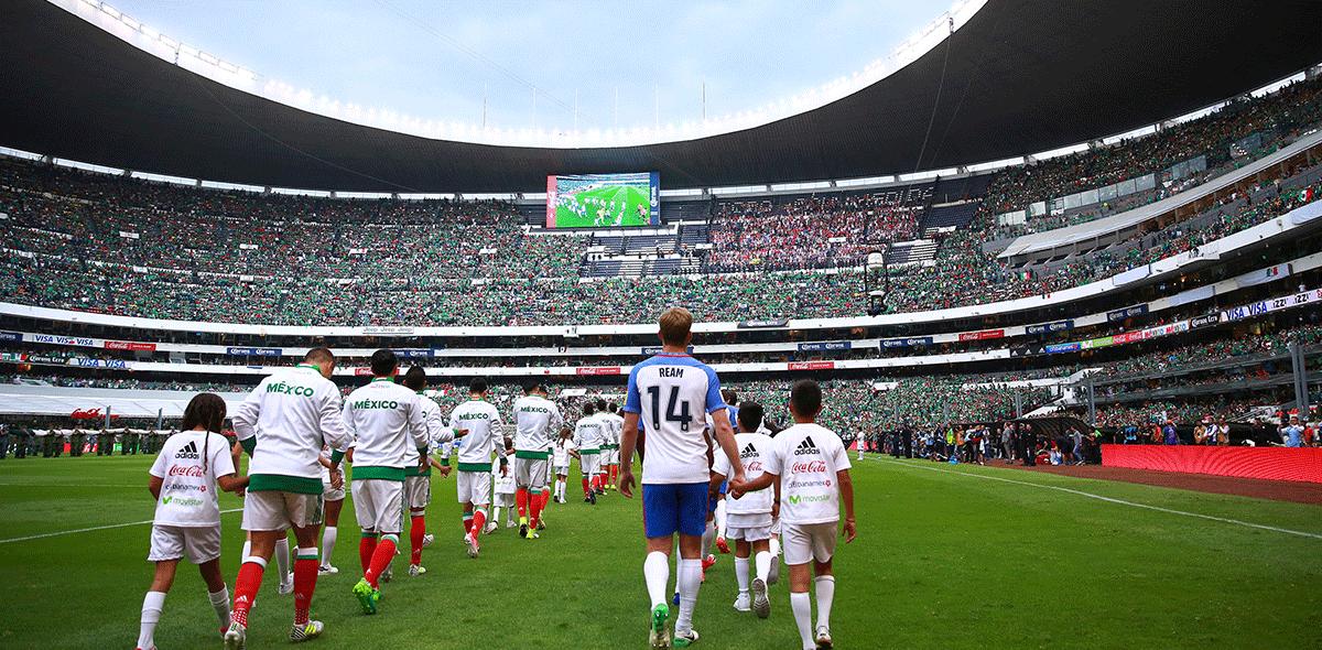 México enfrentará a Estados Unidos en septiembre