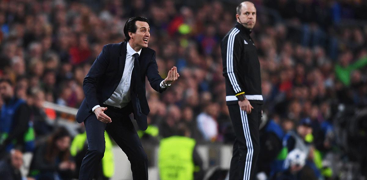 Arsenal presentó a Unai Emery