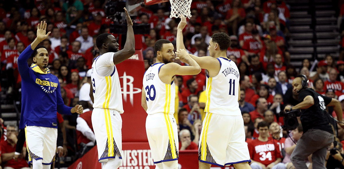 Rockets-Warriors