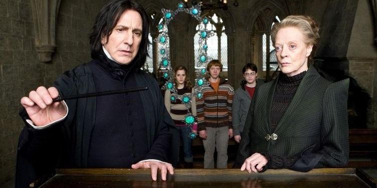 Las cartas de Alan Rickman que revelan la frustración detrás de Snape en la saga de 'Harry Potter'