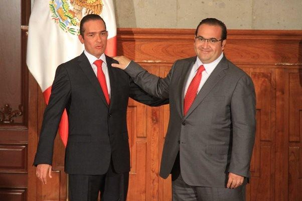 Ángel Bravo y Javier Duarte