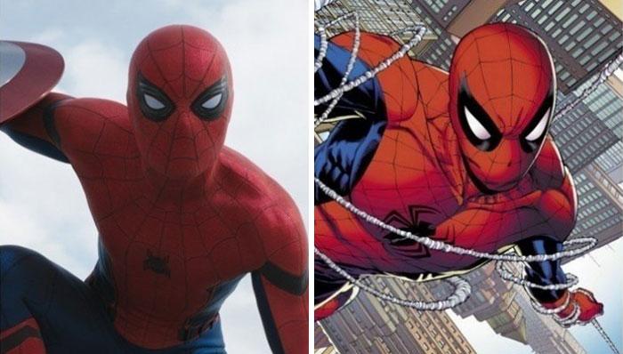 Así se verían los Avengers de acuerdo a los cómics 🤔