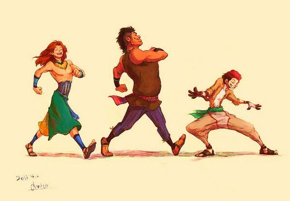 Así se verían algunos personajes de las caricaturas si parecieran humanos 😮