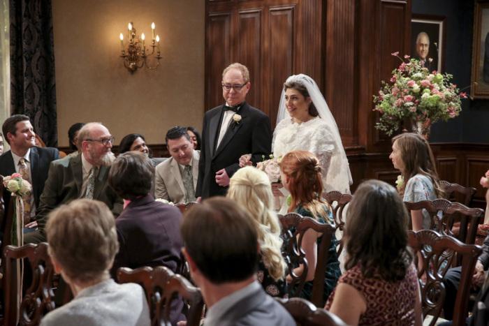 Ya está el el preview de la boda de Sheldon y Amy en 'The Big Bang Theory' (con Mark Hamill incluido)