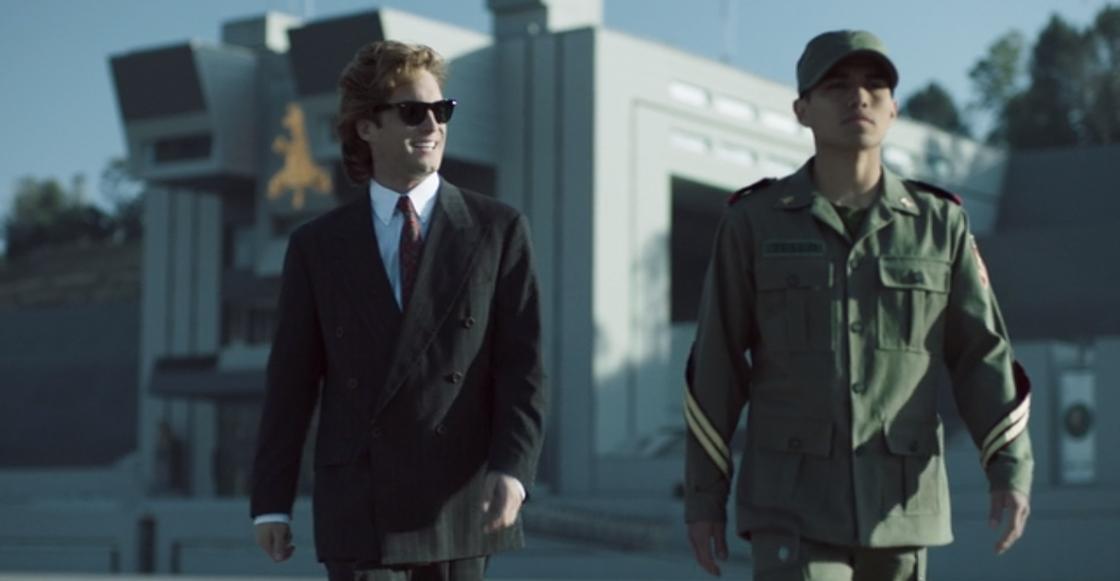 ¡Este era el verdadero cadete Tello en 'La Incondicional' de Luis Miguel!