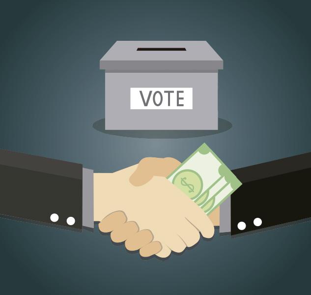 ¿Quién da más? Aquí el rango de precios que pagan en algunos estados por comprar tu voto