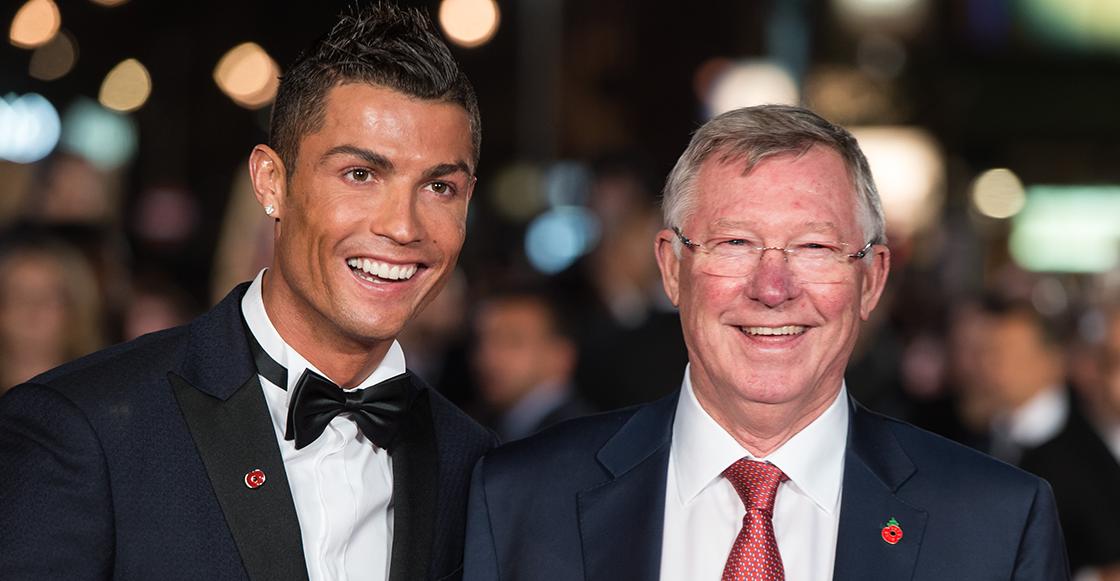 Ferguson Cristiano Ronaldo