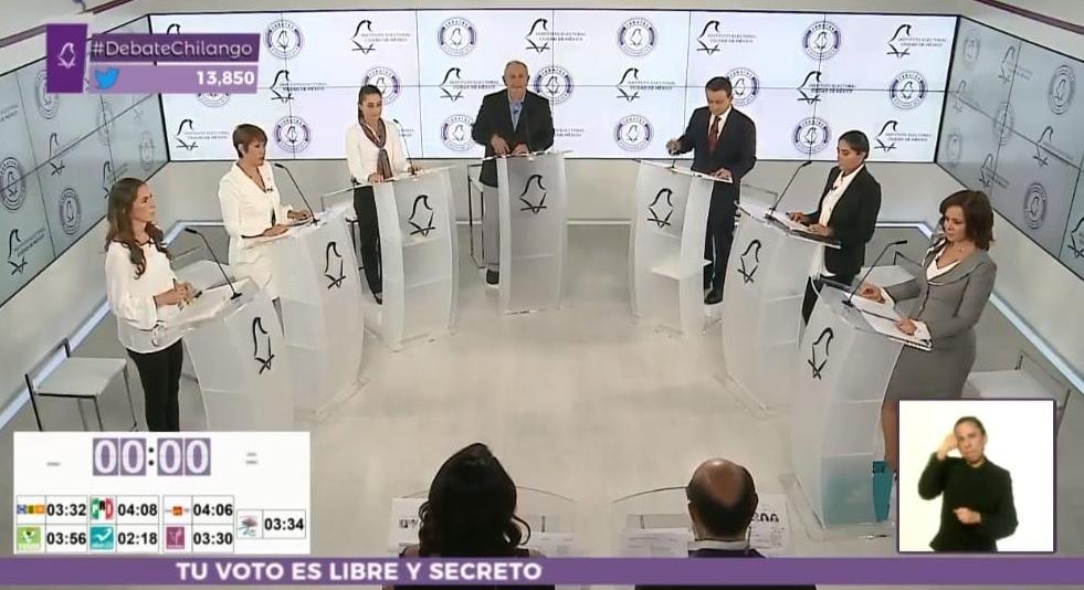 Debate CDMX