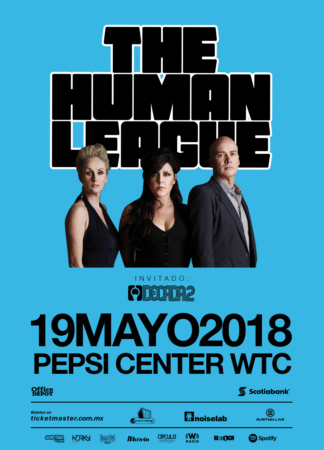 "Porque The Human League no es solo ""Don't You Want Me"", 10 éxitos que debes conocer"
