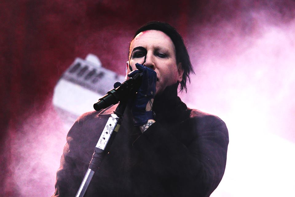 Marilyn Manson en Hell & Heaven 2018