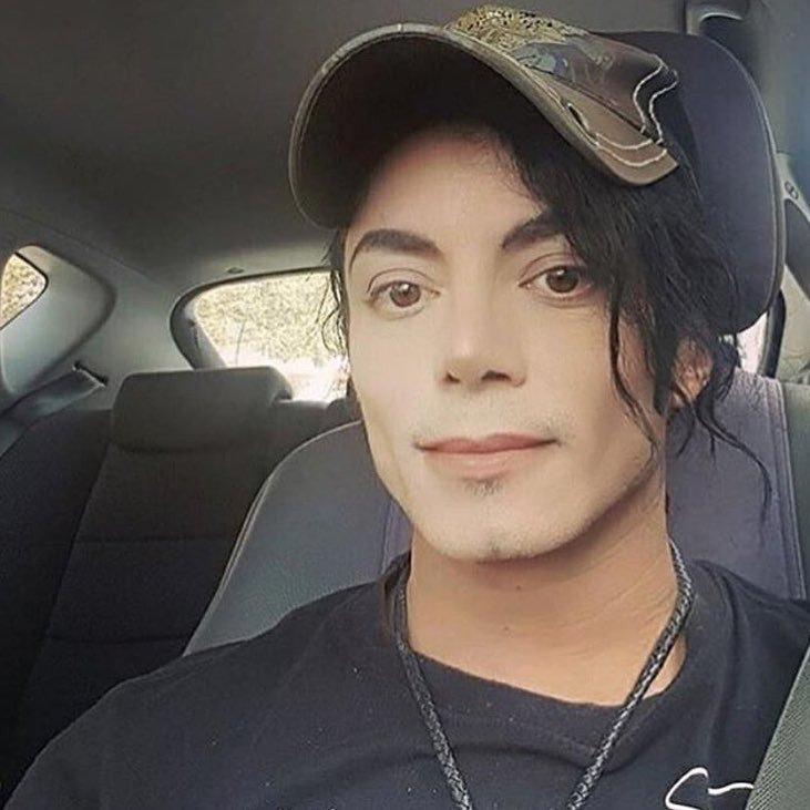 KHÉ?! Una chica posteó una foto de su novio y es idéntico a Michael Jackson