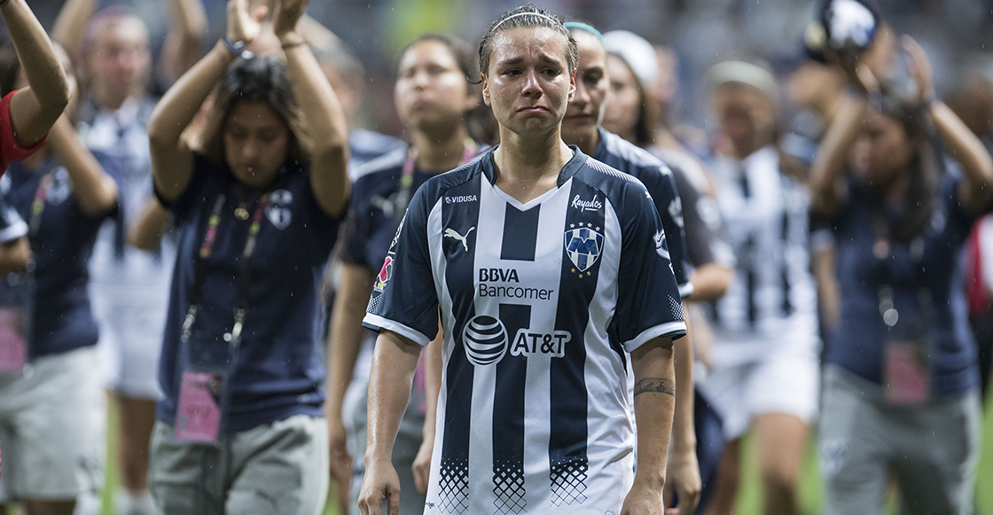 Monterrey femenil