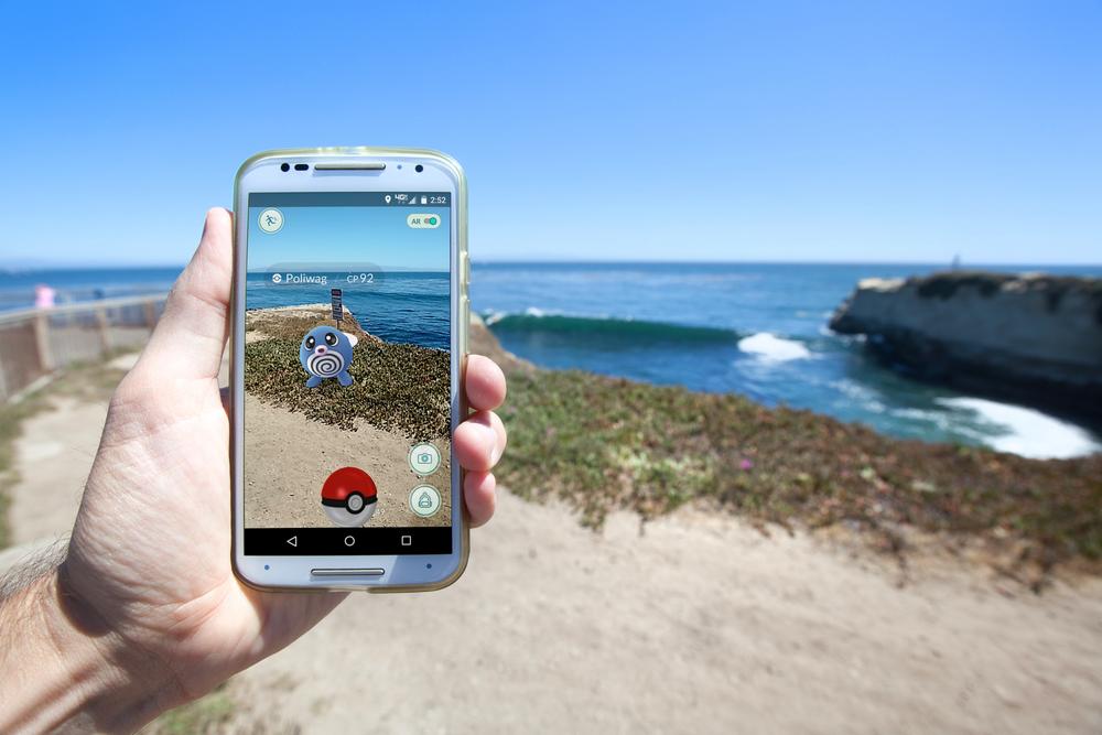 Pokémon Go podría llegar a Nintendo Switch