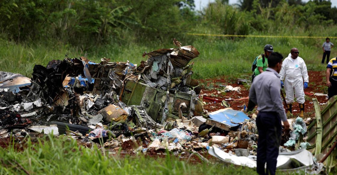 suspenden a Global AIR después del accidente de avión en La Habana