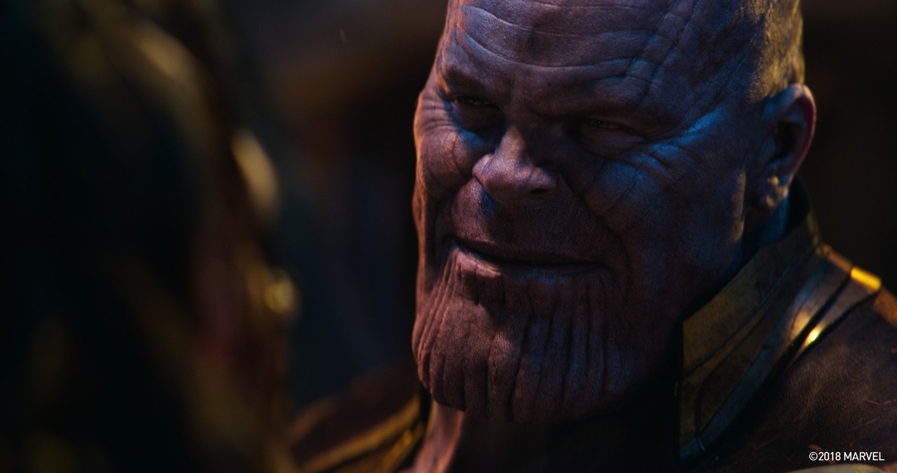Oi nomás' ese cumbión: Escucha la cumbia de Infinity War